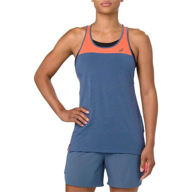 Asics Women's Loose Strapppy Tank - Grand Shark