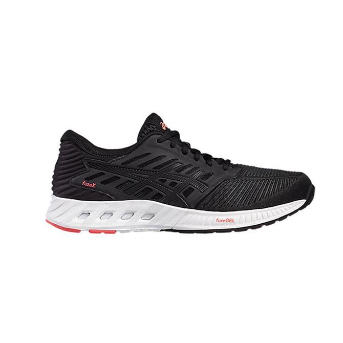 Asics FuzeX Women's Running Shoes- Black