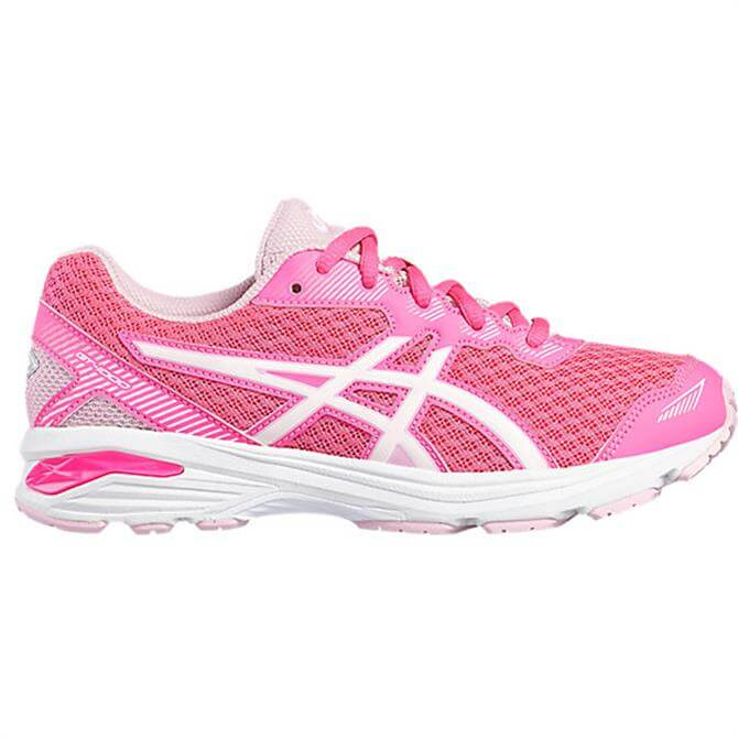 Asics Junior GT-1000 5 GS Running Shoe- Hot Pink