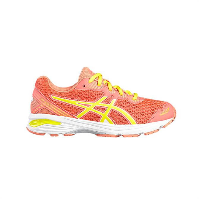 Asics GT-1000 5 GS Junior Running Shoe- Diva Pink