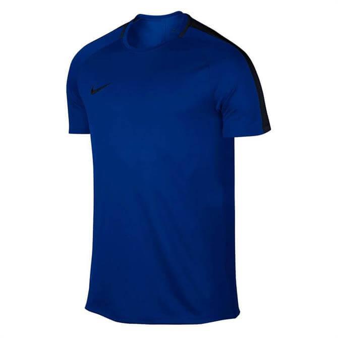 Nike Men's Dry Short Sleeve Academy Top- Hyper Royal