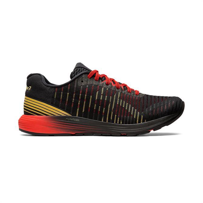 Asics Men's Dynaflyte 3 Mugen Running Shoe - Black/Classic Red