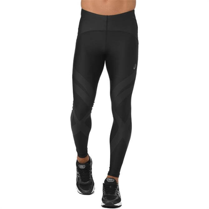 Asics Men's Finish Advantage Tight 2 - Black
