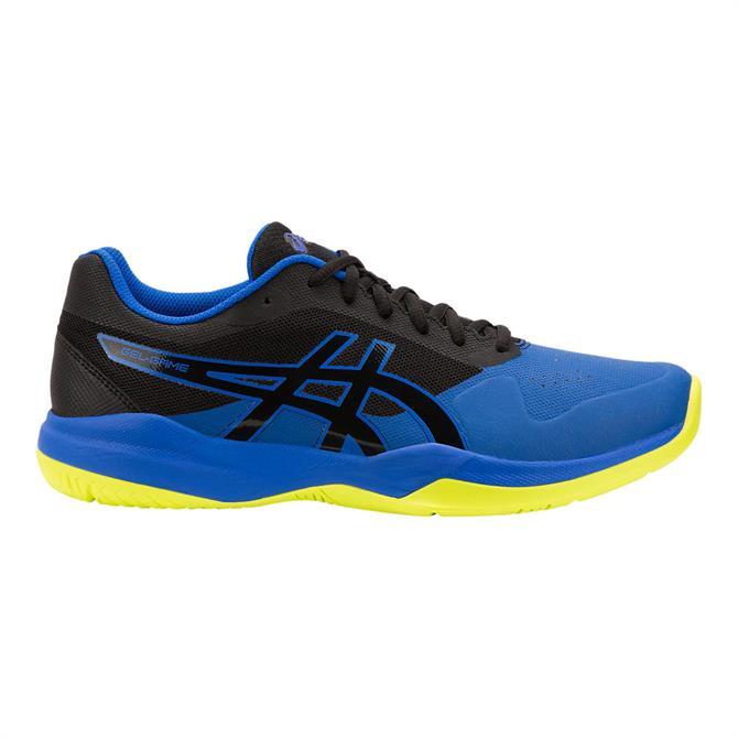 Asics Men's GEL-Game 7 Tennis Shoes - Black
