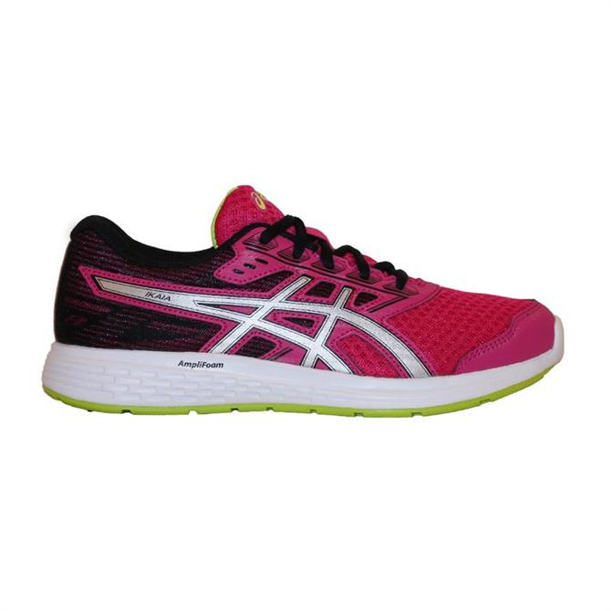 Asics Gel-Ikaia 8 GS Junior Running Shoes - Pink Rave