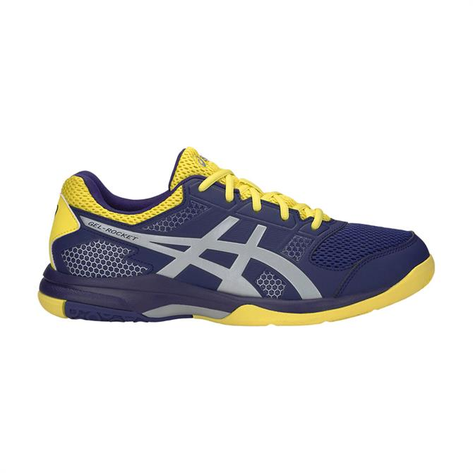Asics Men's Gel-Rocket 8 Indoor Court Shoes - Indigo Blue