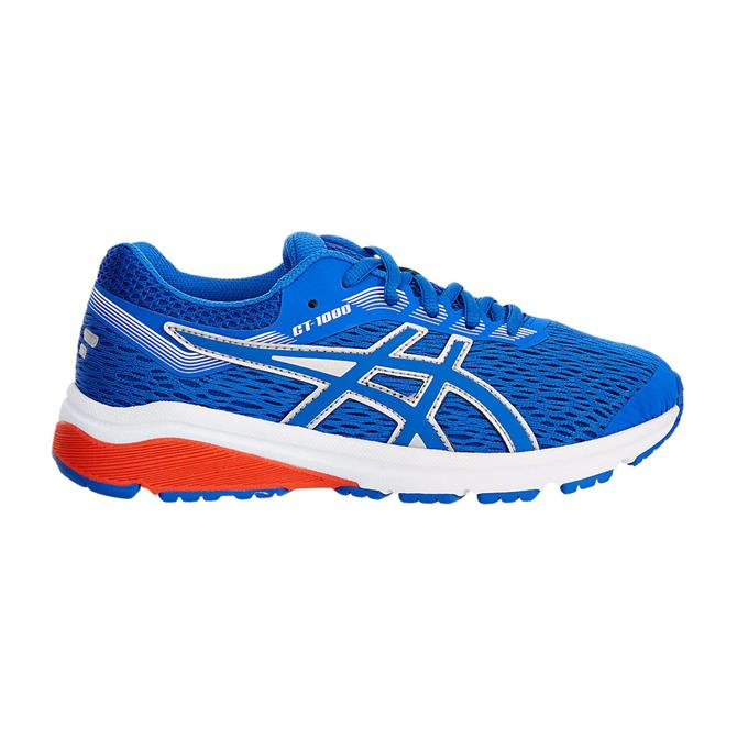 Asics Junior GT-1000 7 GS Running Shoe- Illusion Blue