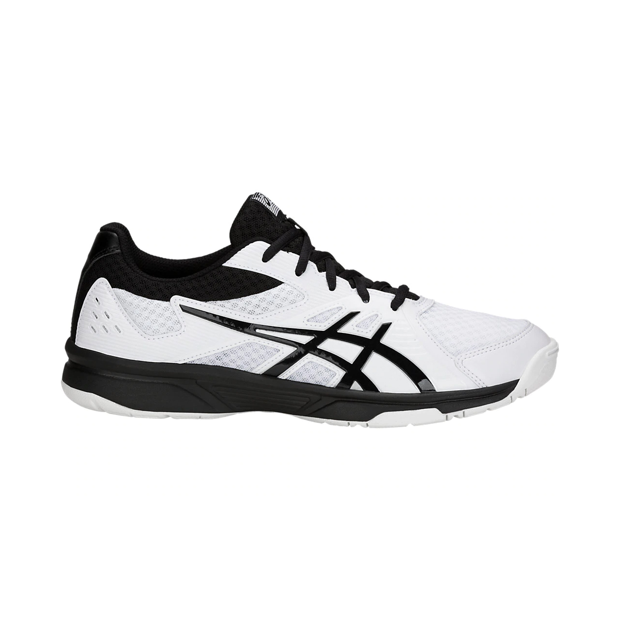 c9624d59f8 Asics Men's Upcourt 3 Indoor Court Shoes - White