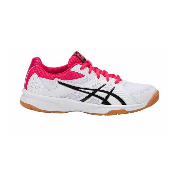 Asics Women's Upcourt 3 Indoor Court Shoes - Pixel Pink
