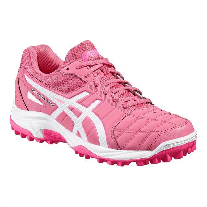 Asics Junior Girls Gel Lethal Field 2 GS - Pink