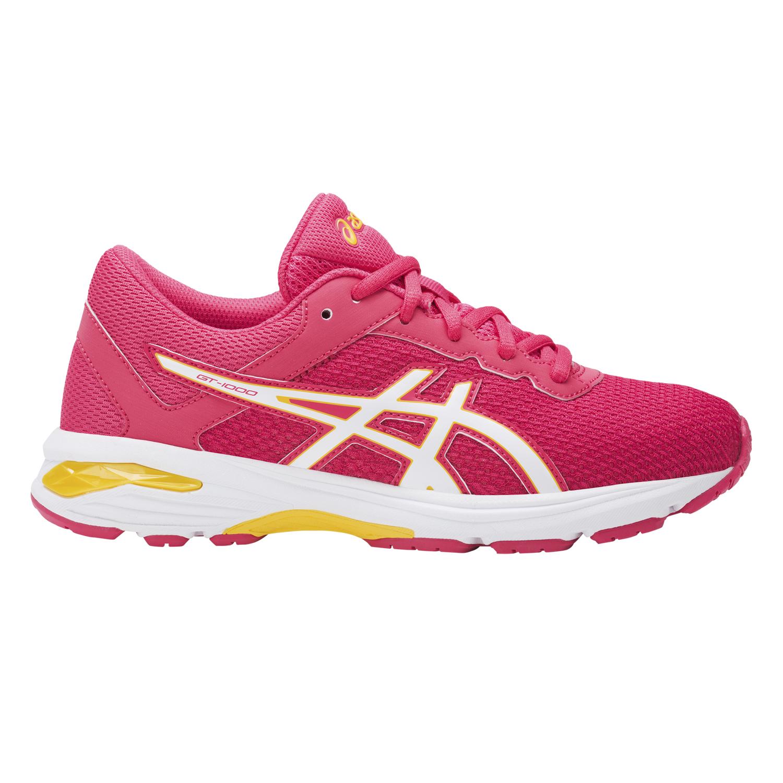 asics gt 1000 6 junior running shoes mens