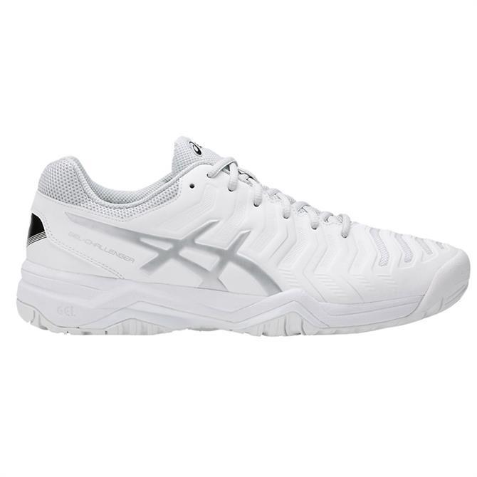 Asics Men's Gel-Challenger 11 Tennis Shoe- White