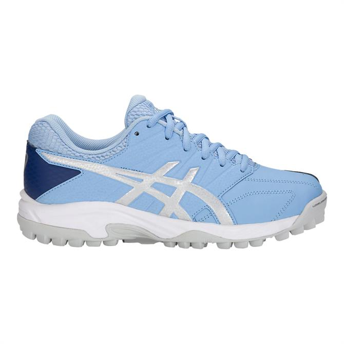 Asics Women's GEL-Lethal MP7 Hockey Shoe- Blue Bell/Silver