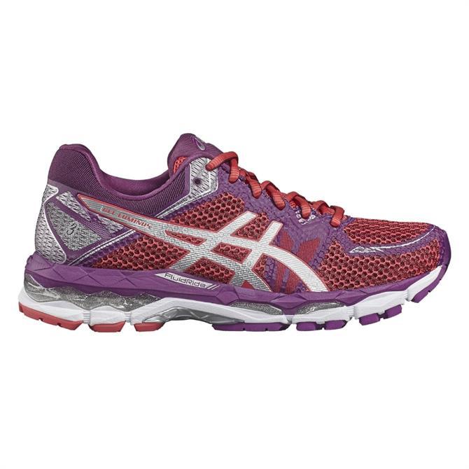 Asics Women's Gel-Luminus 3 Red Running Shoes