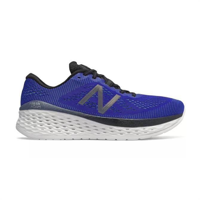 New Balance Fresh Foam More Running Shoe - UV Blue