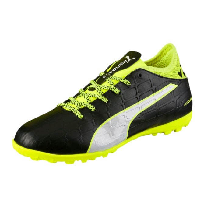 Puma Junior Evotouch 3 Artificial Turf Football Boots