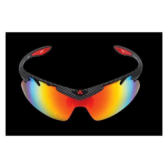 Aspex Cosmos Red Revo Sunglasses