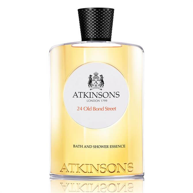 Atkinsons 24 Old Bond Street Bath & Shower Essence 200ml