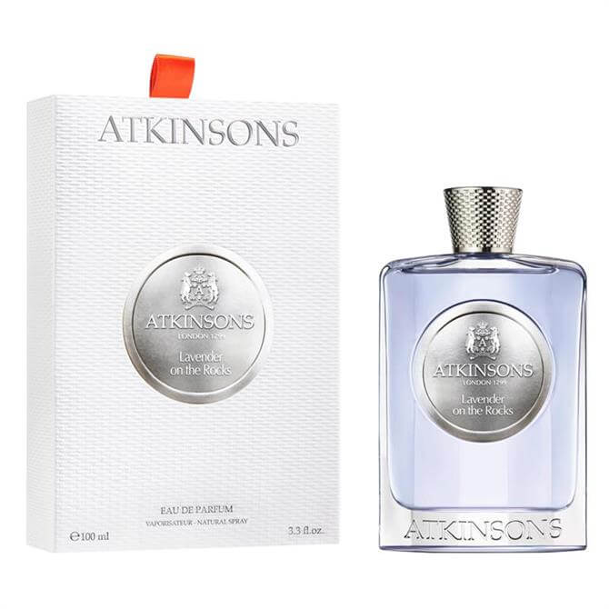 Atkinsons Lavender On The Rocks EDP 100ml