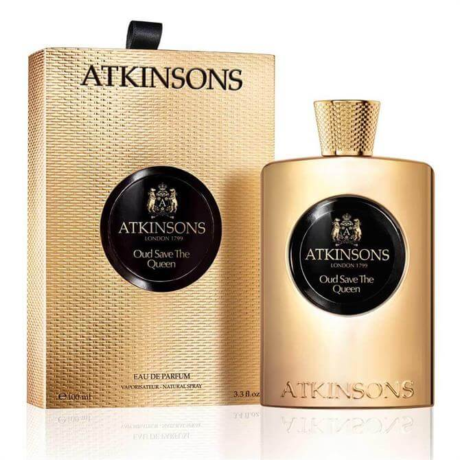 Atkinsons Oud Save The Queen EDP 100ml