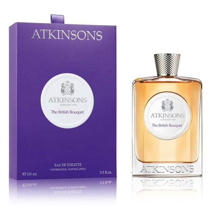 Atkinsons British Bouquet Man EDT 100ml
