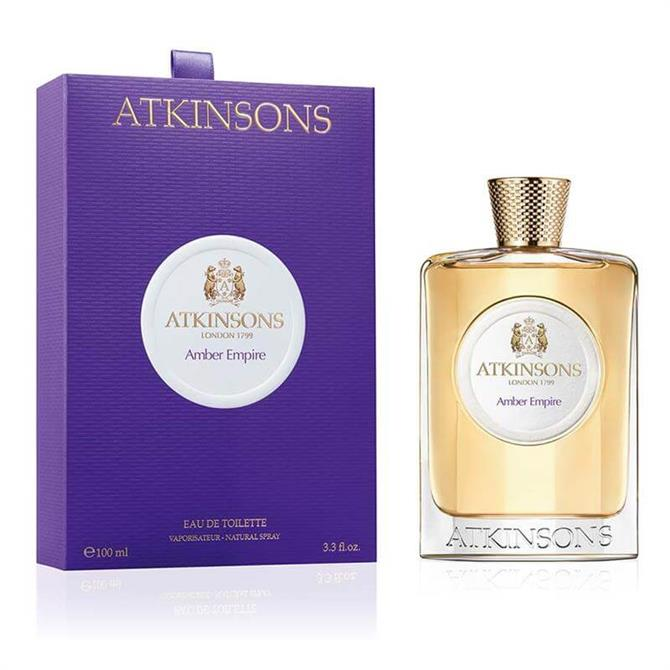 Atkinsons Amber Empire Eau De Toilette 100ml
