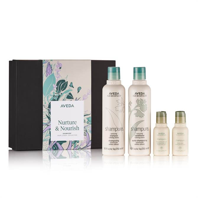 Aveda Nurture & Nourish Shampure™  Hair & Body Collection