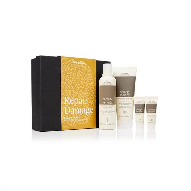 Aveda Repair Damage Hair Care Collection Full Size Set