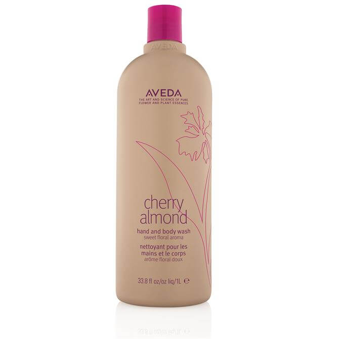 Aveda Cherry Almond Hand & Body Wash 1000ml