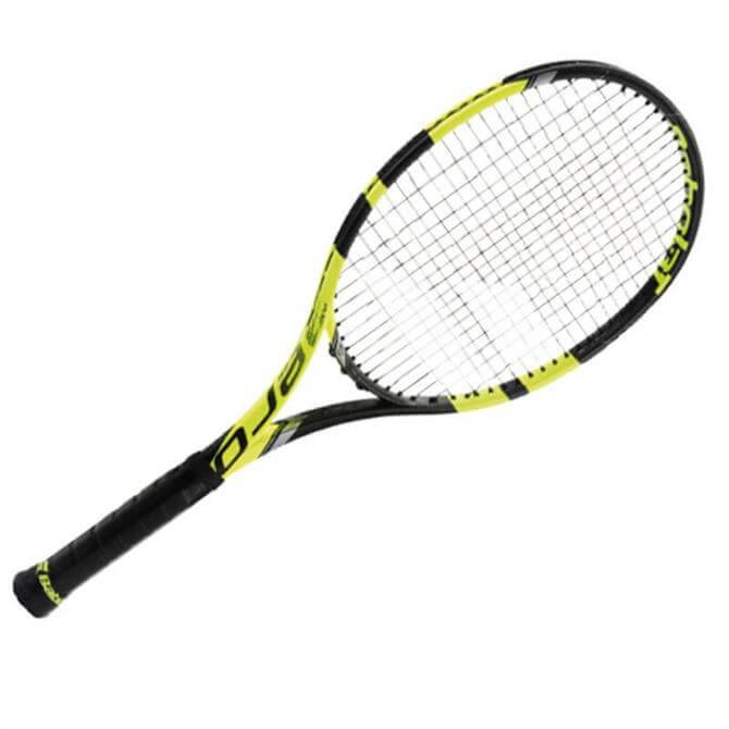 Babolat Pure Aero VS Strung Racquet
