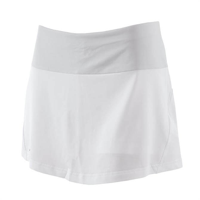 Babolat Girl's Core Skirt - White