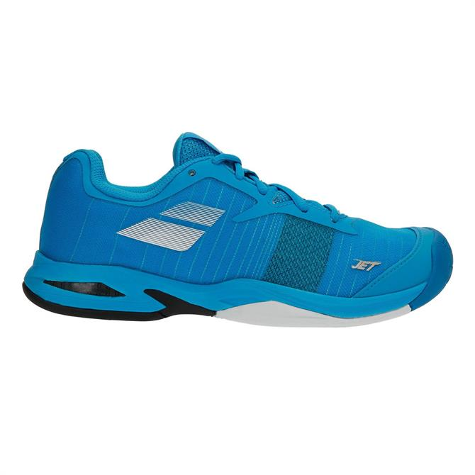 Babolat Junior Jet All Court Tennis Shoes- Diva Blue