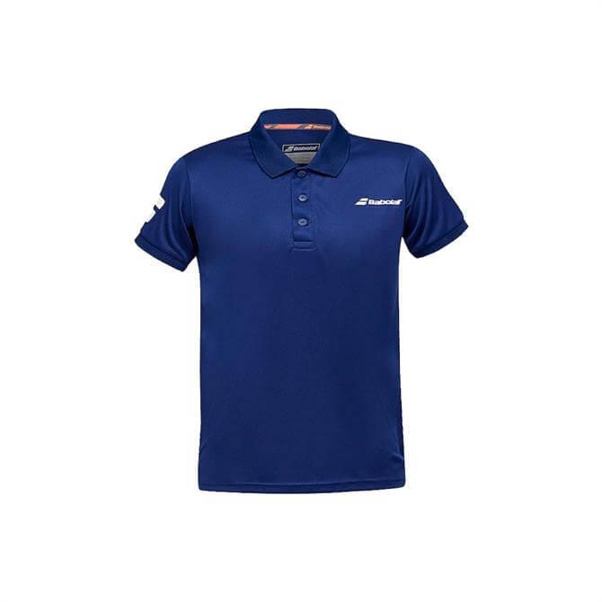 Babolat Kids Core Club Polo - Blue