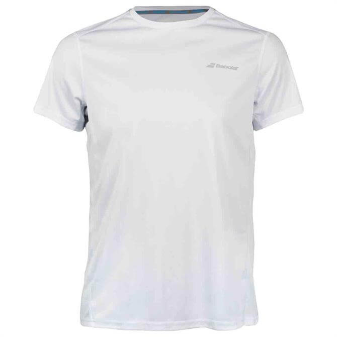 Babolat Men's Core Flag Club Tee - White