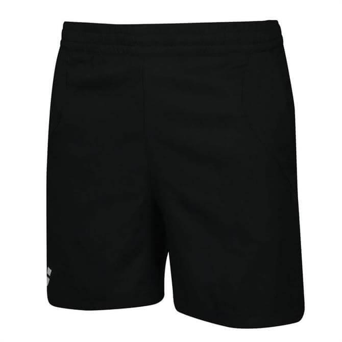 "Babolat Men's Core 8"" Tennis Shorts- Black"