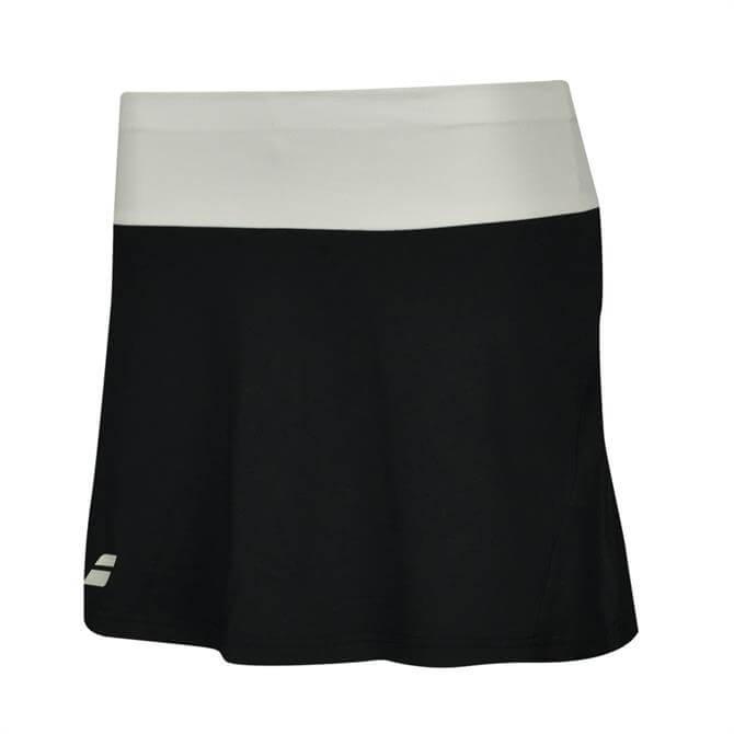 Babolat Women's Core Long Tennis Skirt- Black