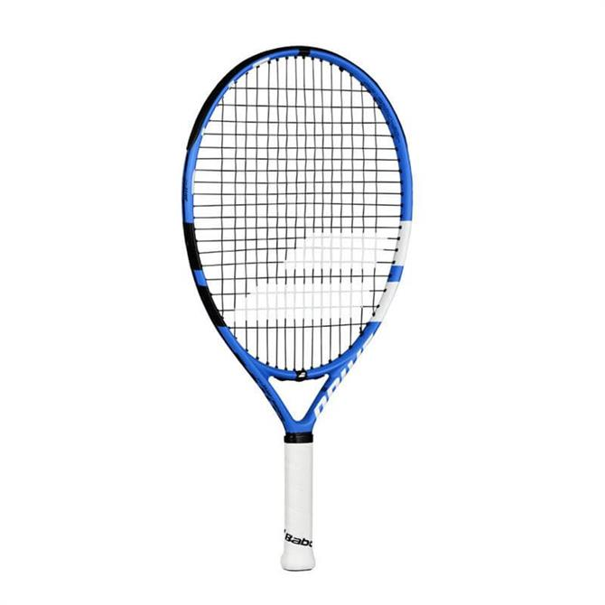 Babolat Junior Drive 21 Tennis Racquet- Blue/White