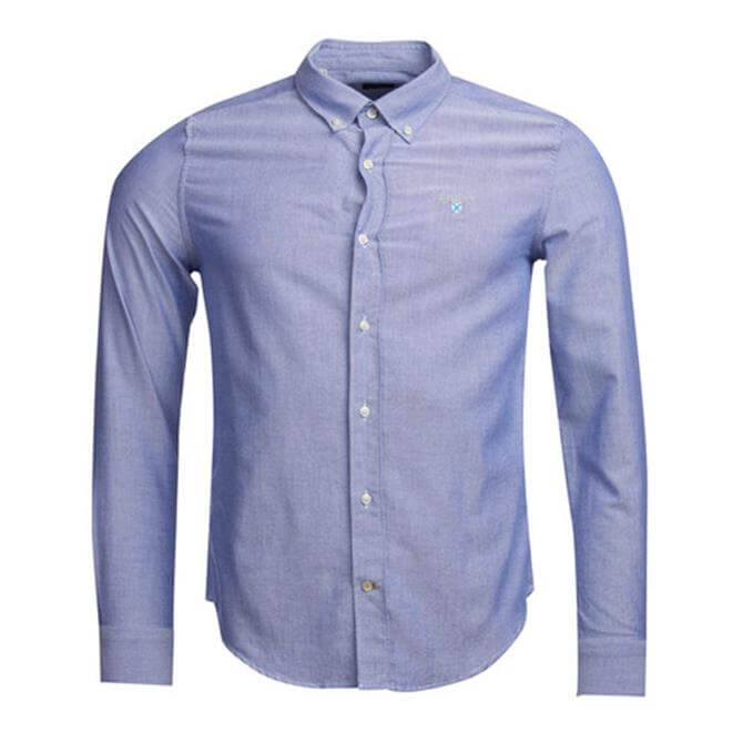 Barbour Men's Oxford 3 Tailored Shirt SS19