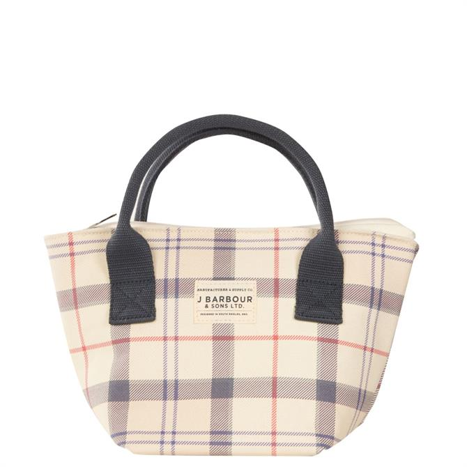 Barbour Leathen Tote Bag