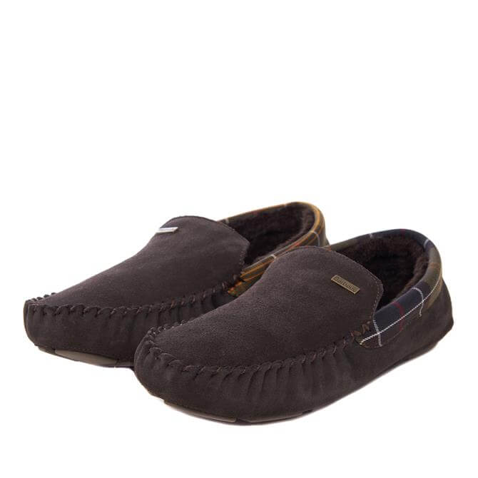 Barbour Monty Shearling Lined Slipper