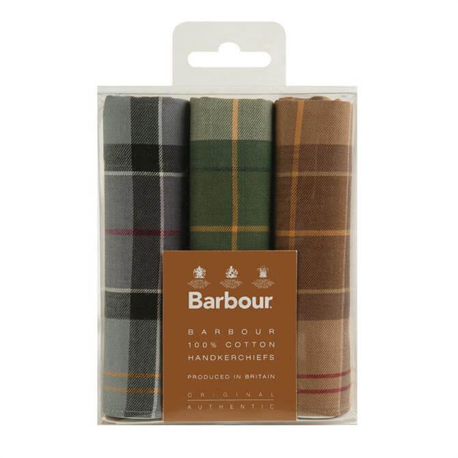 Barbour Handkerchief