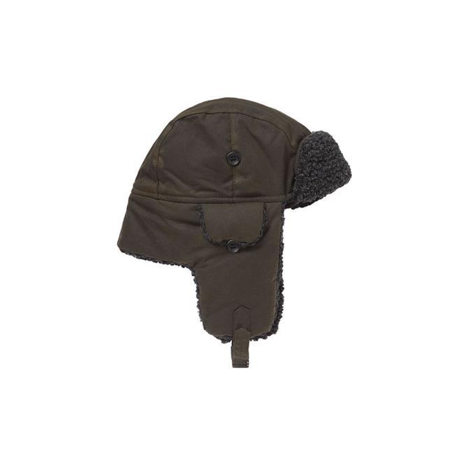 Barbour Fleece Lined Hunter Hat