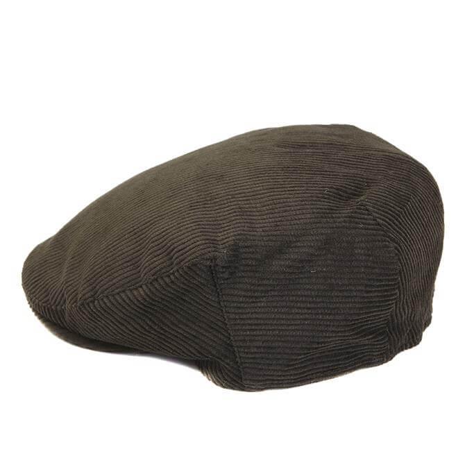 Barbour Cord Cap