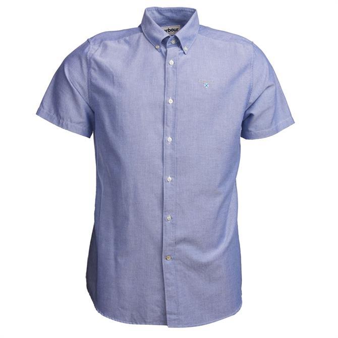 Barbour Men's Oxford 3 Short Sleeved Shirt