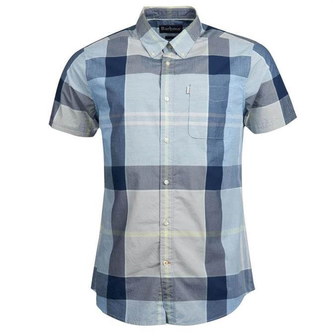 Barbour Men's Short Sleeve Croft Shirt