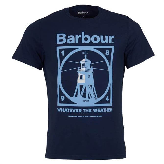 Barbour Men's Tarbert T-Shirt