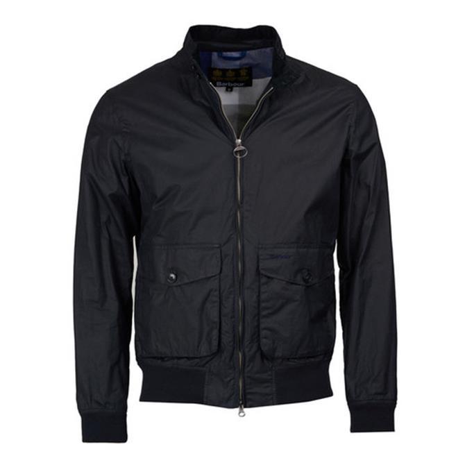 Barbour Men's Erne Waxed Jacket