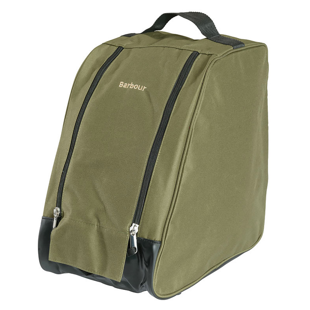 An image of Barbour Boot Bag - O/S, GREEN