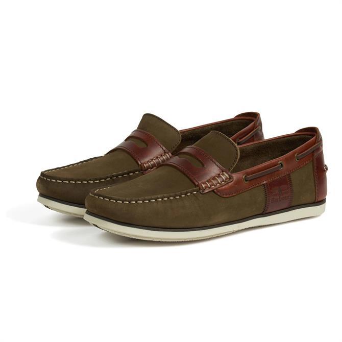 Barbour Men's Keel Boat Shoe