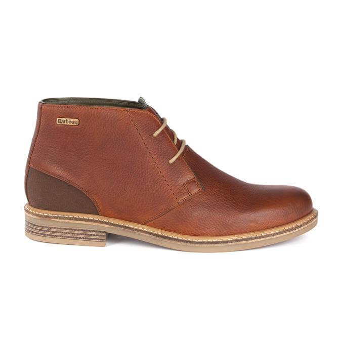 Barbour Readhead Tan Texas Chukka Boots